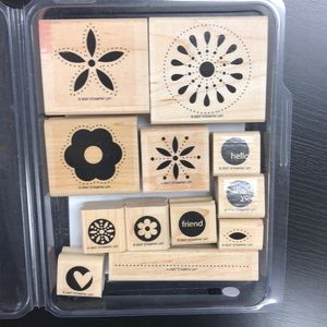 "Stampin' Up! ""In the Spotlight"" Stamp Set"